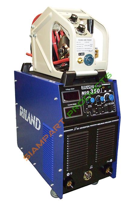 KRM350I :Riland Inverter MIG 350A 380V