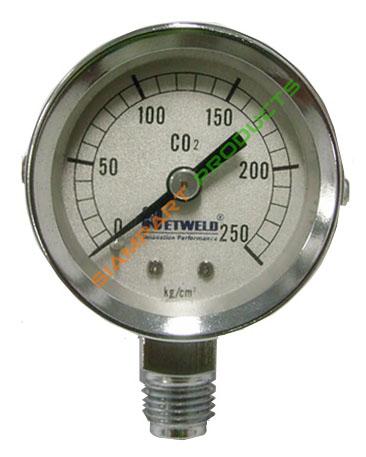 Co2 Pressure Gage
