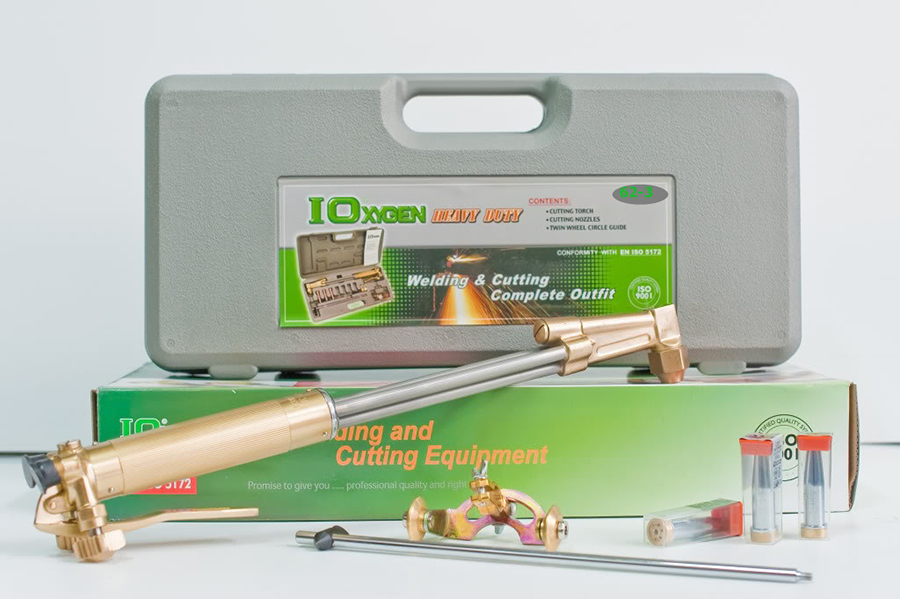 GAS CUTTING TORCH 62-3 IOXYGEN
