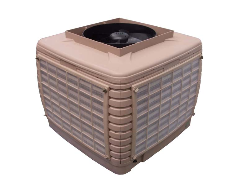 KS2P-18C32-AO :Evaporative air cool (Airflow 18,000 m3/hr) Top Discharge