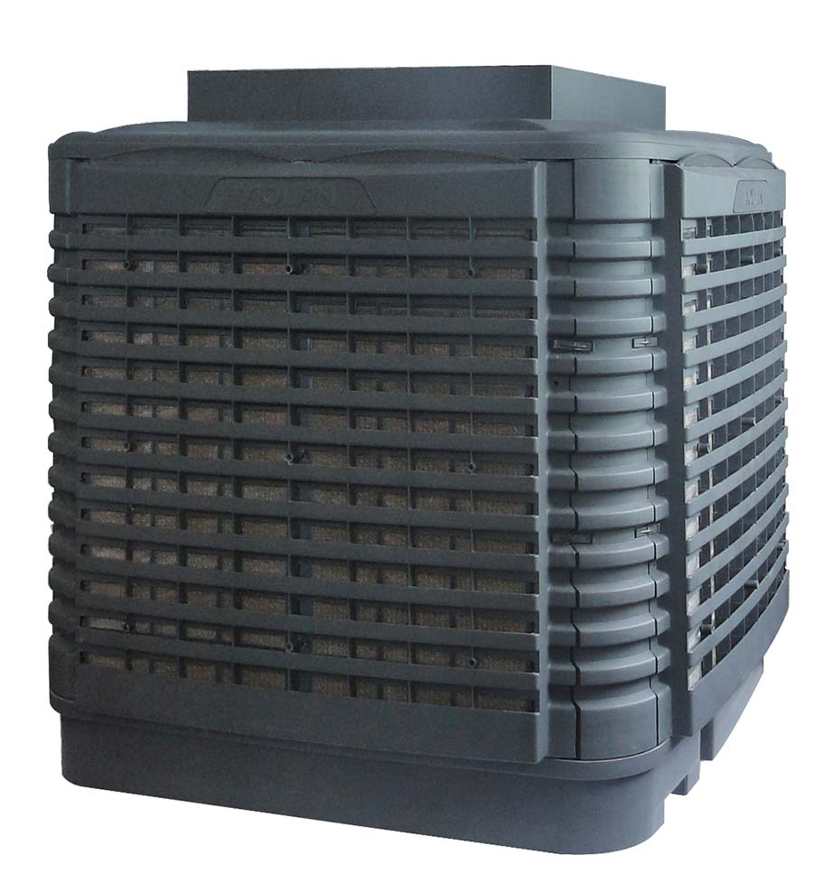 KS2P-30C32-AO / KSNC-30C32-AO :Evaporative air cool (Airflow 30,000 m3/hr ) Top discharge
