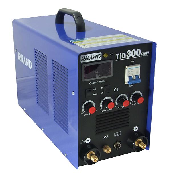 KRT300A-1-NEW :Riland Inverter DC TIG/MMA 300A 220V