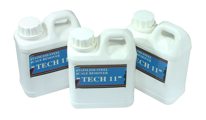 TECH11 : STAINLESS CLEANER SOLUTION (WATER TYPE)