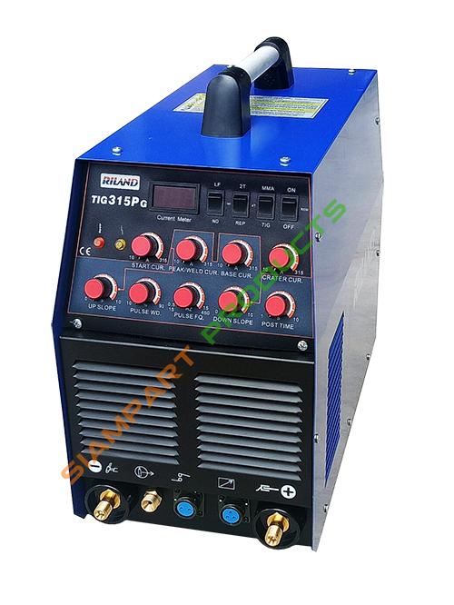 KRT315PG :Riland Inverter DC TIG/MMA 315A 380V