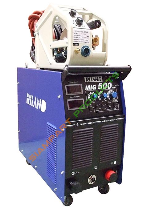 KRM500I :Riland Inverter MIG 500A 380V