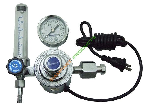 CO2 REGULATOR HEATER 220V  MODEL: CFL220-NW