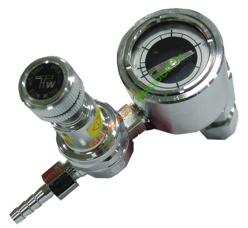 TW-GSCOP:Co2 gas saving regulator for pipe line