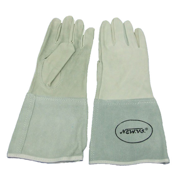 LEATHER GLOVES 12 INCHES