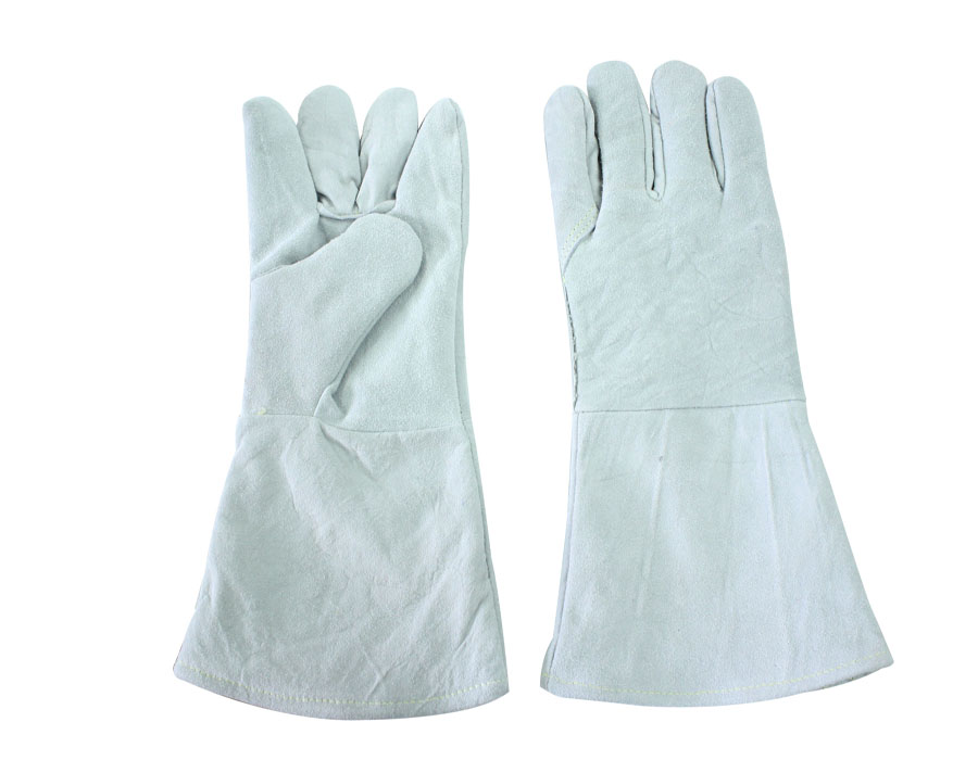 LEATHER GLOVES 13 INCHES
