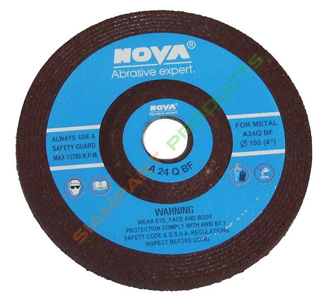 NOVA GRINDING DISC