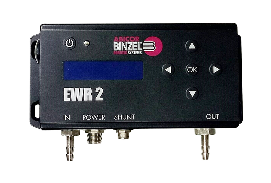 EWR2: Electronic gas pressure regulator