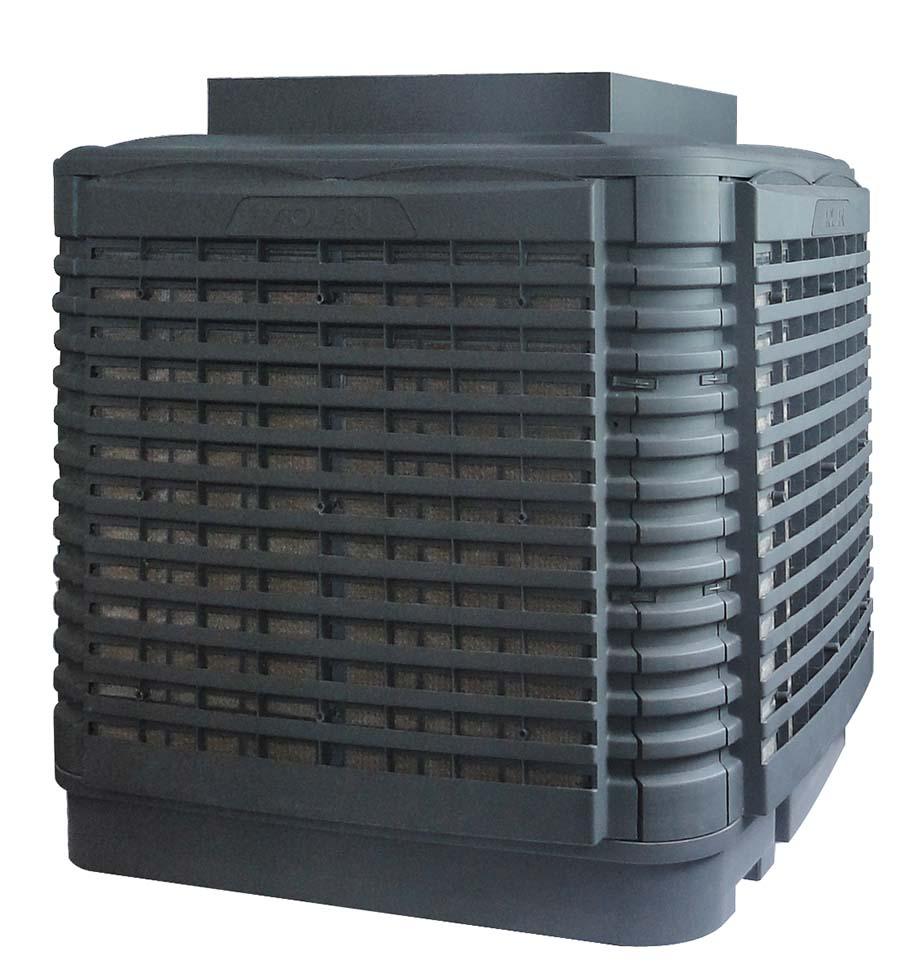 KS2P-30C32-AO / KSNC-30C32-AO :Evaporative air cool (Airflow 30,000 m3/hr ) Top discharge